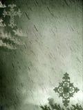 medeltida gotisk grunge för kors Royaltyfria Bilder