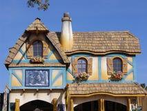 medeltida hus för 10 detalj royaltyfria bilder