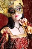 medeltida klänning fotografering för bildbyråer