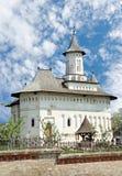 Medeltida kyrka arkivbild