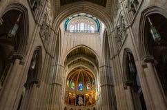 medeltida kyrkliga Europa Royaltyfri Fotografi