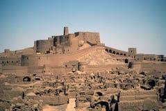 medeltida ramparts för byggnadsstadsfästning fotografering för bildbyråer