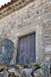 Medeltida stad för Orem slott, Portugal Arkivfoton