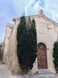 Medeltida stad Medina i Malta Royaltyfri Bild