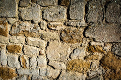 Medeltida stenarbete Arkivfoton