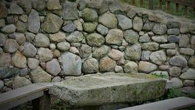 Medeltida stenkloster Royaltyfri Fotografi