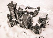 medeltida torn Royaltyfria Bilder