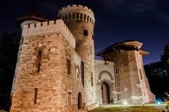 medeltida torn Arkivbilder