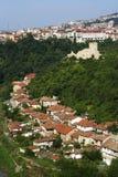Medeltida town av Veliko Tarnovo Fotografering för Bildbyråer