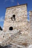 medeltida watchtower Royaltyfri Bild
