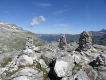 Medelz, Weissee, Autriche Photos stock