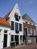Medemblik, the Netherlands. royalty free stock image