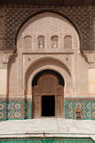 Medersa Ben Yousef Royalty Free Stock Photography