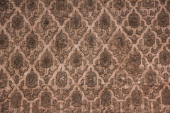 Medersa Ben Youssef. Detail.  Marrakesh . Morocco Stock Photos