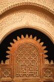 Medersa ben Youssef detalhe marrakesh marrocos Foto de Stock