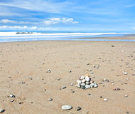 Medewi beach stock photography