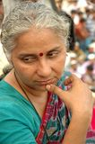 Medha Patkar-a social activist from India. Royalty Free Stock Photography
