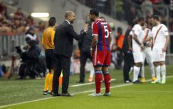MEDHI BENATIA I BAYERN MUNICH Stock Photo