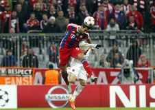 MEDHI BENATIA I BAYERN MUNICH Stock Photography