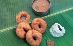 Medhu Wada, śniadanie obraz stock