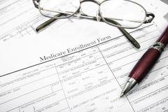 Medi-Form Lizenzfreie Stockbilder