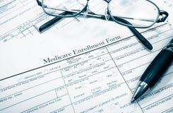 Medi-Form Lizenzfreies Stockbild