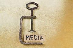 media royalty-vrije stock afbeeldingen