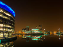 Media city Stock Images