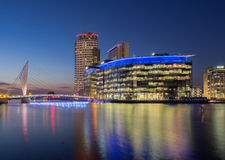 Media City, Salford Quays, Manchester Royalty Free Stock Photography