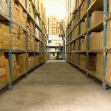 Media de la mercancía Foto de archivo libre de regalías
