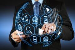 Media de vente de Digital (annonce de site Web, email, réseau social, SEO, photo stock