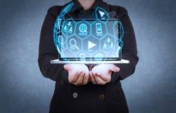 Media de vente de Digital (annonce de site Web, email, réseau social, SEO, photos stock