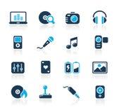 Media & Entertainment // Azure Series Stock Photo