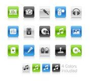 Media & Entertainment // Clean Series Stock Photo