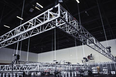 Rigging Truss Royalty Free Stock Images