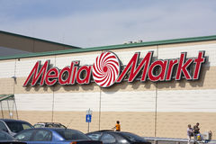 Media Markt Royalty Free Stock Photo