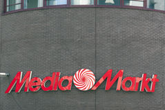 Media Markt Royalty Free Stock Photo