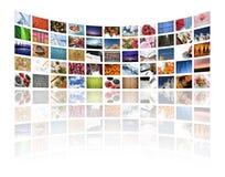 Media multi Fotografía de archivo