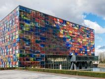 Media Museum in Hilversum, Holland stock fotografie
