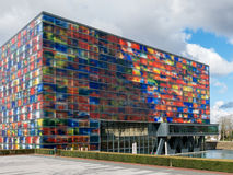 Media Museum in Hilversum, Holland Stock Photography