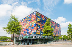 Media Museum in Hilversum teh Netherlands Stock Images