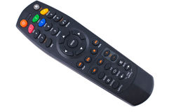 Media player remote Royalty Free Stock Photo