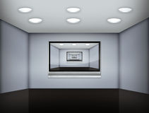 Media room Royalty Free Stock Images