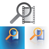 Media search Stock Photo