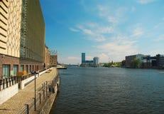 Media Spree, Berlin, Germany Royalty Free Stock Photography