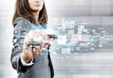 Media technologies Stock Photography