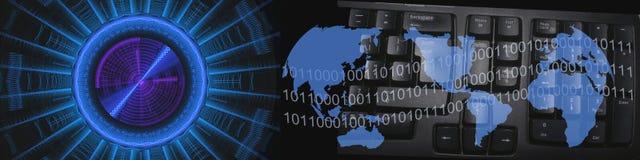 Media und Technologie Lizenzfreies Stockfoto