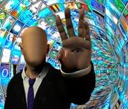 Media Veiligheid Stock Afbeeldingen