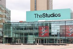 Mediacity, Manchester Royalty Free Stock Photography