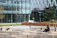 MediaCityUK Stock Photography
